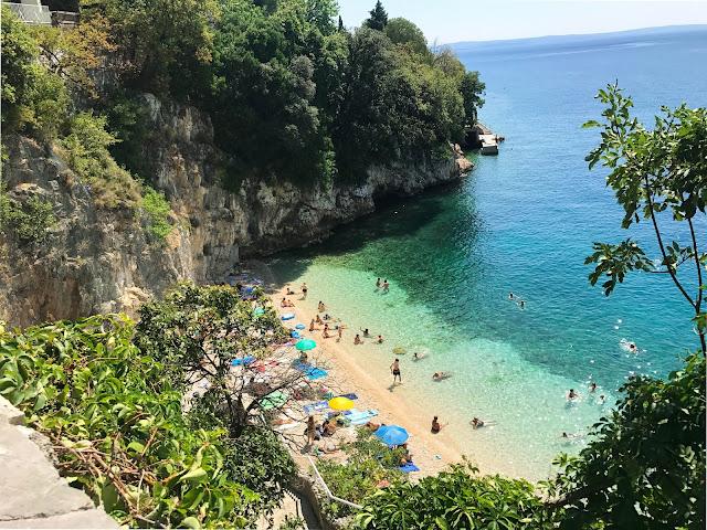 Sablicevo beach