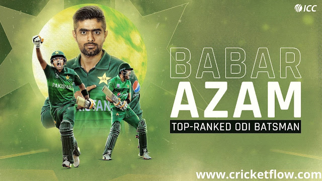 ICC ODI Ranking   Babar Azam's reign remains intact in ICC ODI rankings
