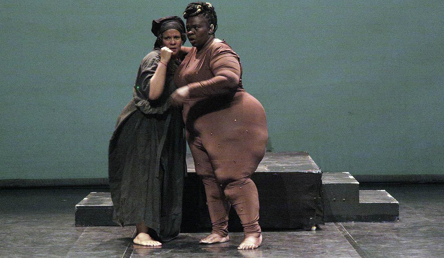 Venus vs Modernity: The Story Of Saartjie Baartman. A Theatre Piece By Lebo Mashile