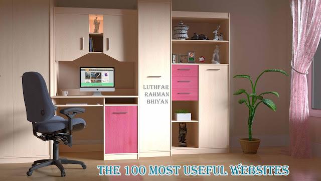 Most Useful Websites, Useful Websites