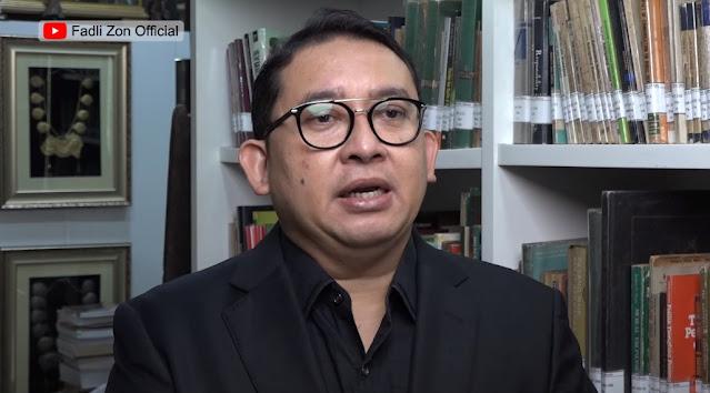 Munarman Ditangkap Terkait Terorisme, Fadli Zon: Sungguh Mengada-ngada