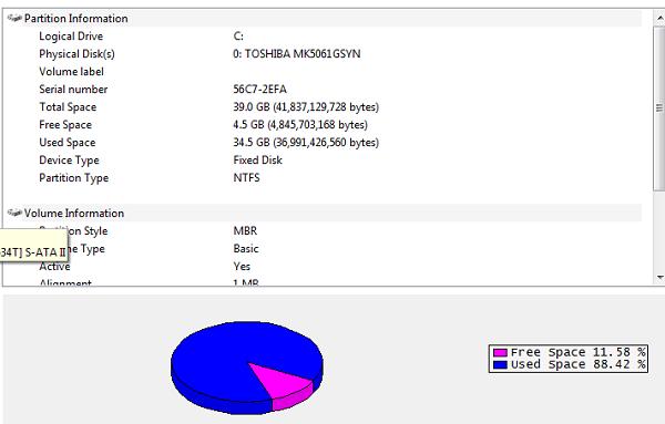 Download Hard Disk Sentinel - Kiểm tra và sửa lỗi ổ cứng máy tính e