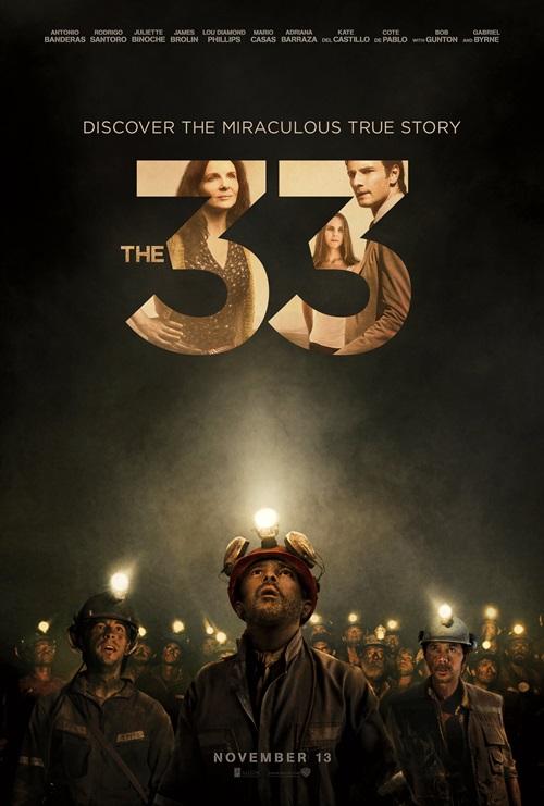 The 33 (2015) 720p Film indir