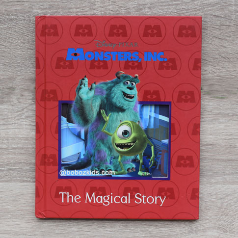Monster Inc Story Book in Port Harcourt, Nigeria