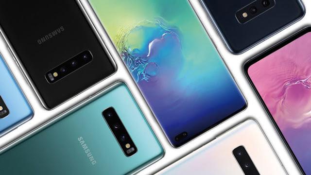 telefonos samsung galaxy s10