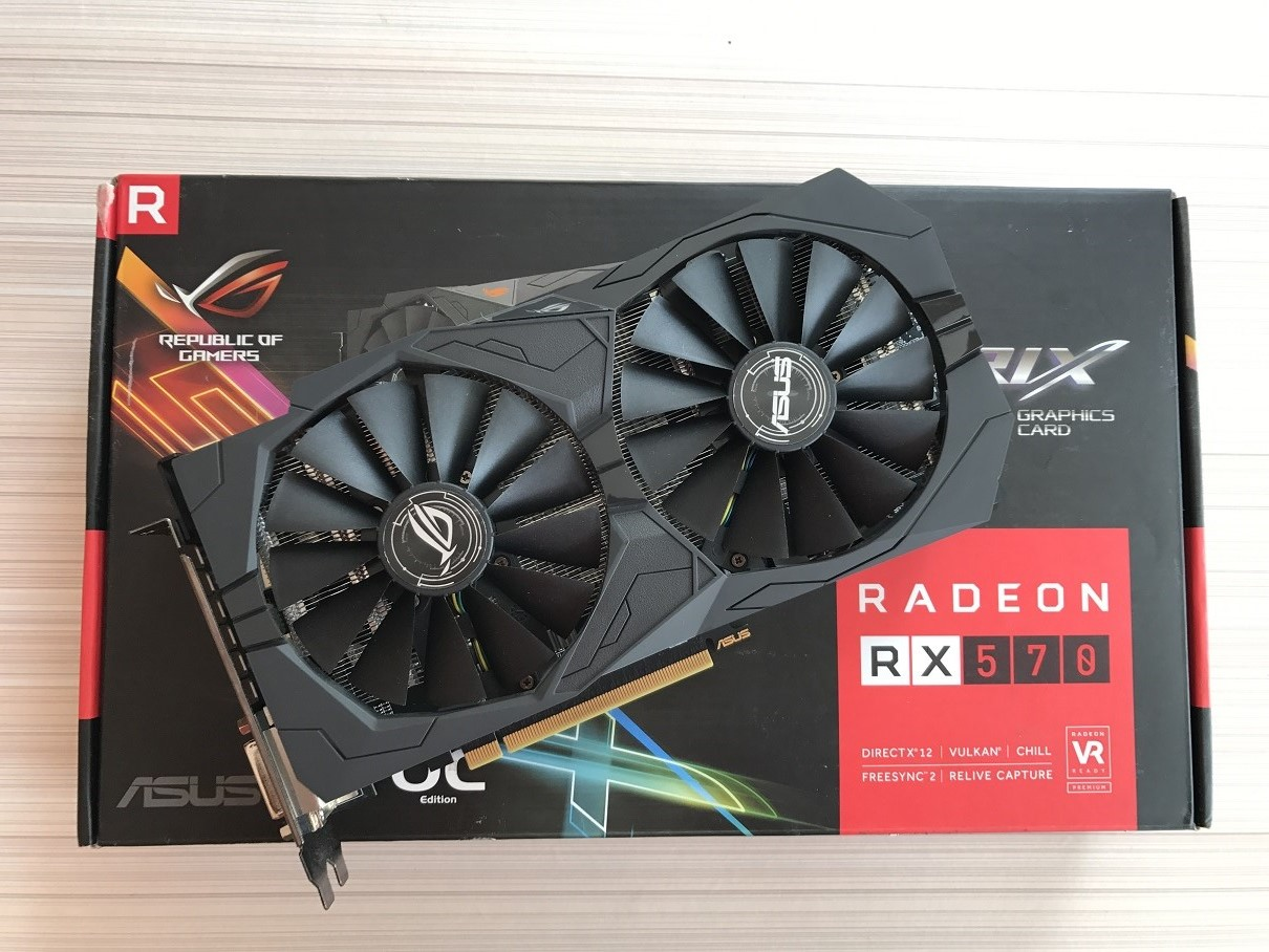 Asus ROG STRIX RX 570 OC Review ~ Computers and More