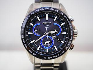 セイコーアストロン SBXB107 新品定価 183,600円(税込み)腕時計をお買い取り致しました