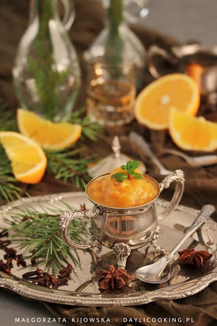 Aromatyczny i lekki dżem z dyni i pomarańczy - doskonały na świąteczny jadalny prezent