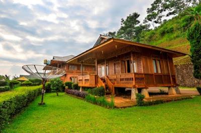 Villa Murah di Puncak Bogor