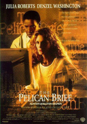 The Pelican Brief 1993 DVD R1 NTSC Latino