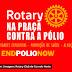 Rotary realiza atividades de sensibilização para a pólio em Curvelo