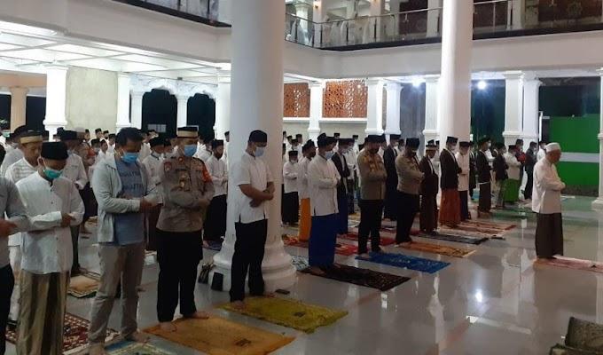 Laksanakan Program Kapolda Banten, Kapolresta Tangerang Laksanakan Subuhan Keliling