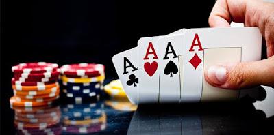 Tips Menang Dengan Mudah Pada Permainan Poker Online