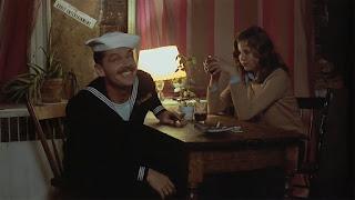 Nancy Allen con Jack Nicholson en 'El último deber'