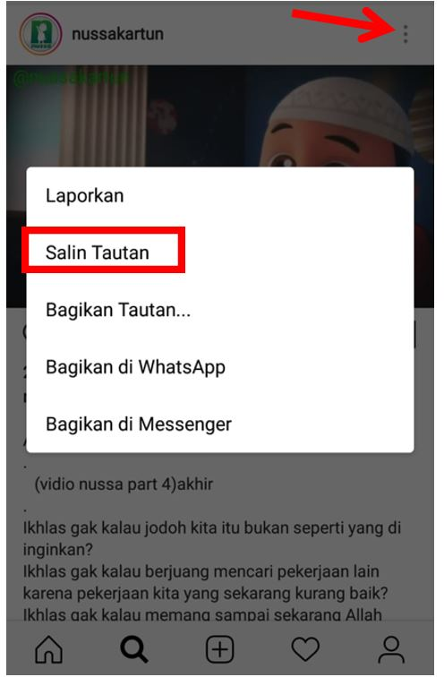 Cara Download Video IG, FB, Twitter atau Youtube Tanpa
