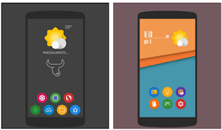 Naxos Flat Round Icon Pack v6.0 Apk Android Download
