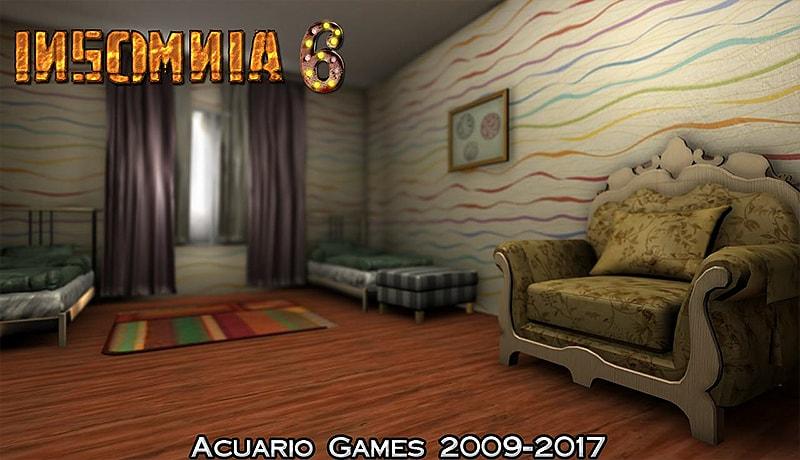 تحميل لعبة الرعب Insomnia 6: The Killer Clown للاندرويد