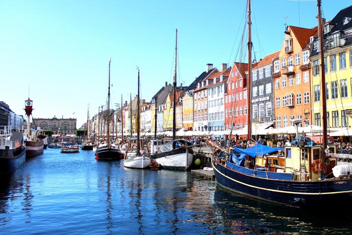 Copenhagen Harbor Boat Tour