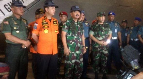 KR Baruna Jaya Temukan Titik Koordinat Black Box Lion Air JT-610