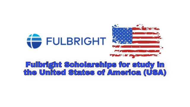 Fulbright Scholarships for Study in the United States of America (USA)