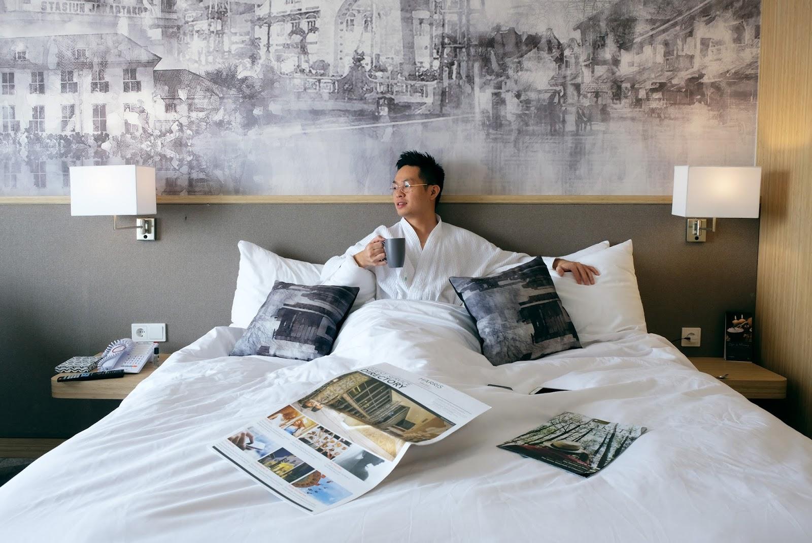 Jktdelicacy Com Harris Vertu Hotel Jakarta Staycation Experience