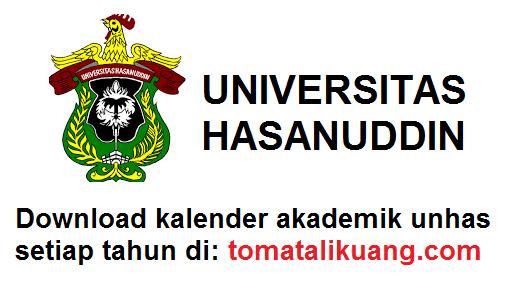 kalender akademik unhas tahun ajaran 2020/2021 semester ganjil dan semester genap; tomatalikuang.com
