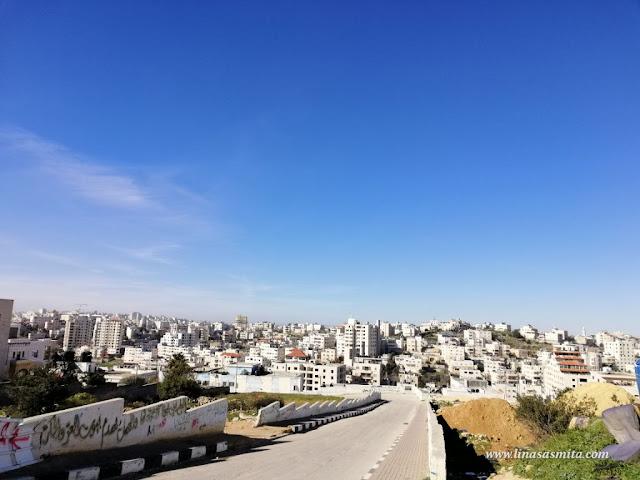 Kota Hebron Palestina