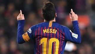 Barcelona vs Real Valladolid 1-0 Highlights