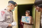 Resimen 1 Paspelopor, Bantuan Sosial Khusus Jompo dan Disabilitas Warga Penjaringan