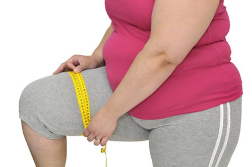 Symptoms and causes of obesity