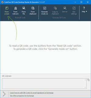 Tải CodeTwo QR Code Desktop Reader & Generator  | Quét Mã QR Trên PC