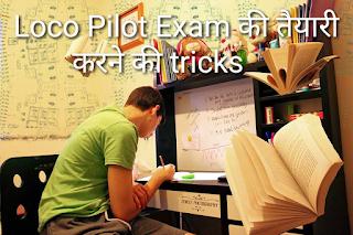 Rrb loco pilot exam