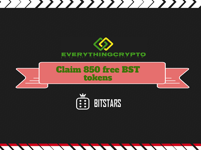 Claim 850 free BST tokens