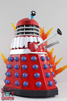 "Brotherhood of the Daleks Red ""Thalek"" Dalek 17"