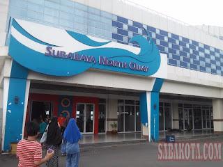 rekreasi di surabaya north quay jadwal buka surabaya nort quay harga tiket surabaya north quay www.sabakota.com