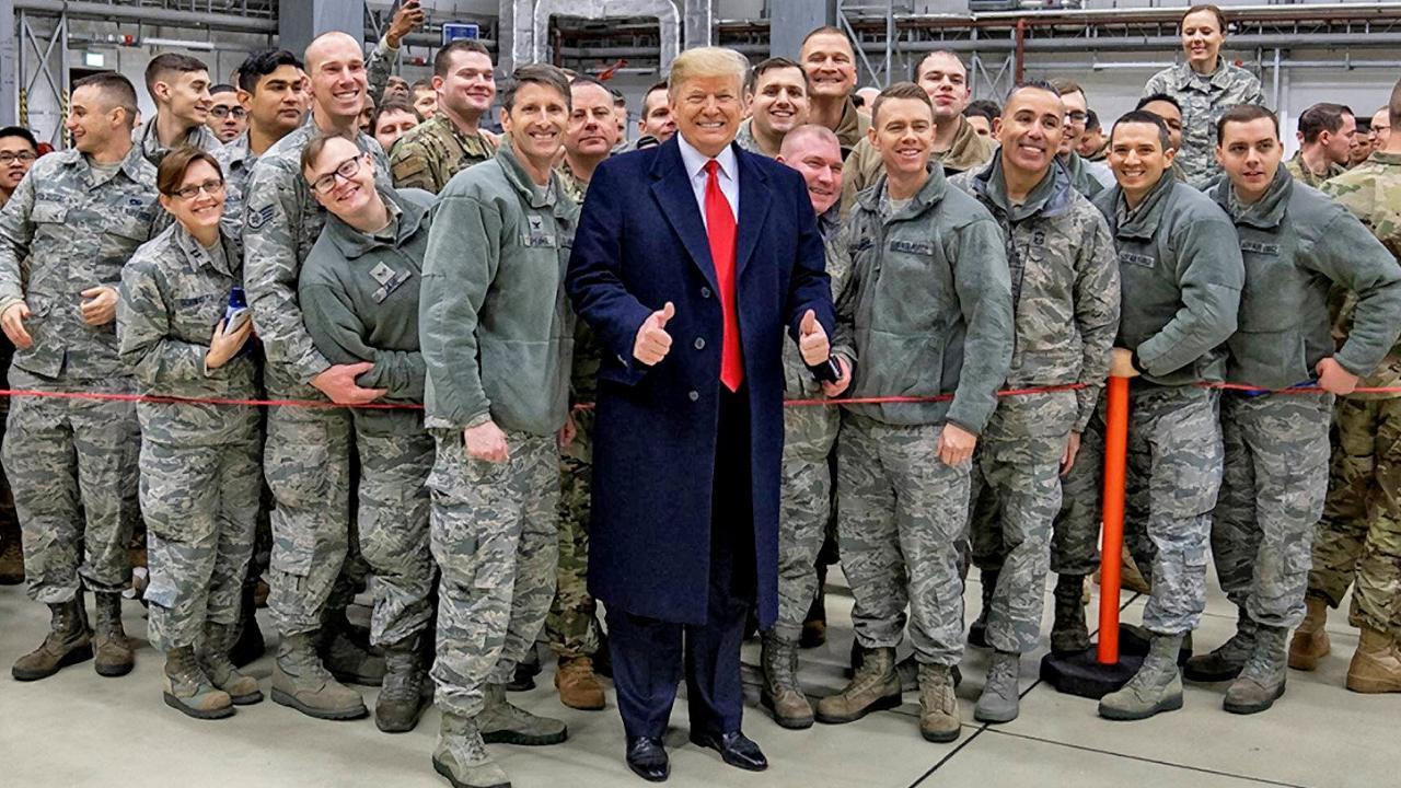 Διαταγή Τραμπ να μειωθούν οι αμερικανικές δυνάμεις που σταθμεύουν στη Γερμανία