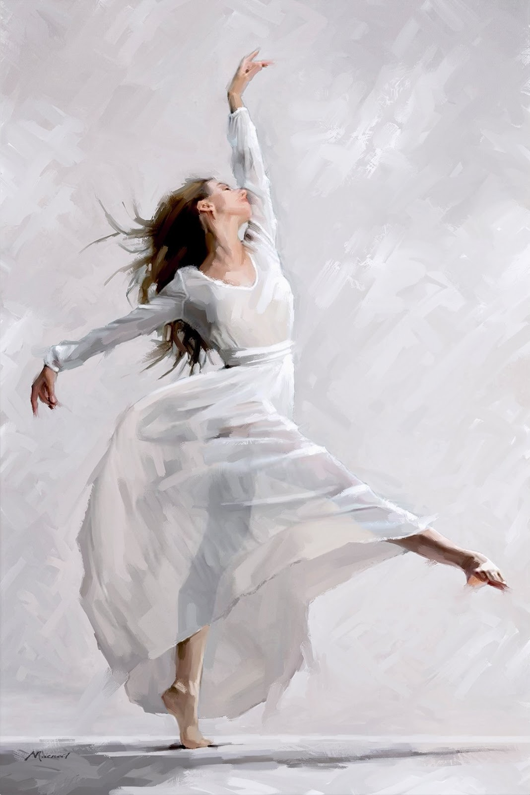 Richard Macneil Dance of the West Wind