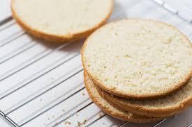 Pan di Spagna vegano, senza glutine ne latte e 0 zuccheri