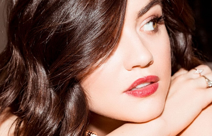 As mudanças no visual de Lucy Hale