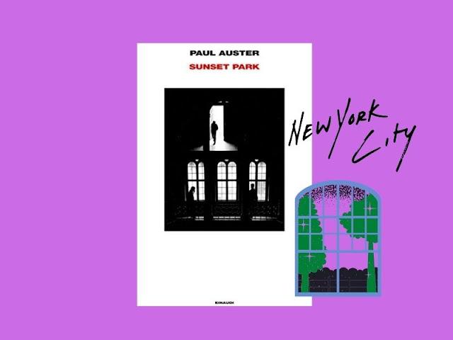 Sunset Park: il libro di Paul Auster