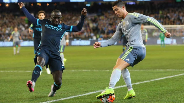 LIVE STREAMING MANCHESTER CITY VS REAL MADRID