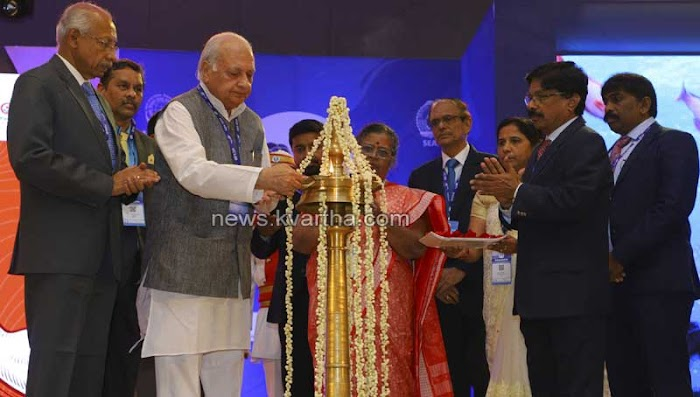 IISS 2020: Kerala Governor calls for attracting FDI into marine products sector