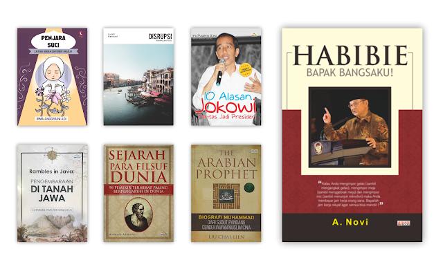Buku Biografi dan Memoar Untuk Koleksi Perpustakaan Desa