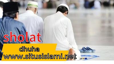 Merupakan Amalan Atau Ibadah Yang Berupa Sholat Sunnah Dan Sangat Dianjurkan Untuk Bisa Di Doa Mustajab Sholat Dhuha