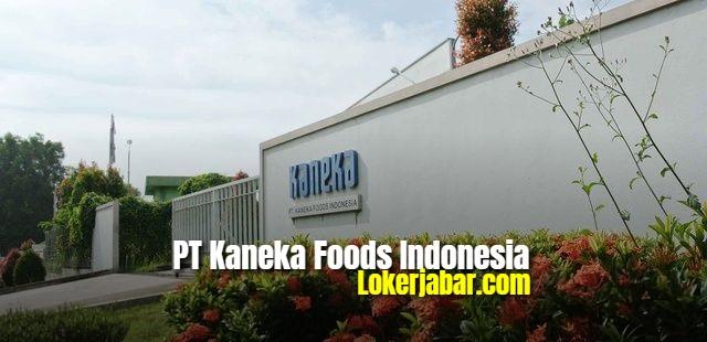 Lowongan Kerja PT Kaneka Foods Indonesia