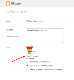 funnel blogger template free blogger template