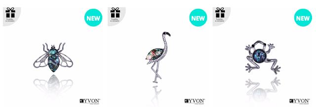 Hurtownia biżuterii YVON