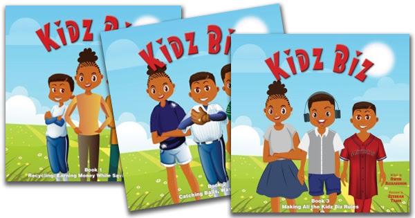 Kidz Biz Book
