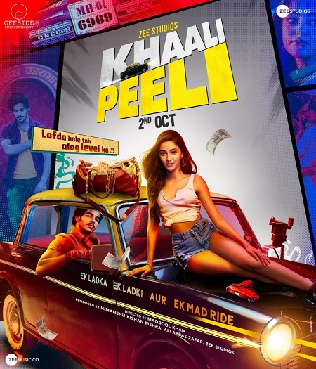 Khaali Peeli (2020) Hindi 720p HEVC WEB-HDRip x265 AAC DD 2.0 Esubs – 600 MB