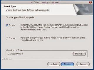 Tutorial Cara Menginstal Aplikasi MYOB 6